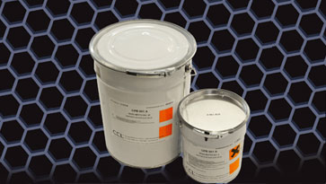 Two-component polyurethane adhesive CPB 001